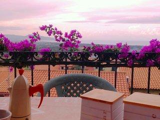 Casa Romantica con vista Mare e Piscina, Badesi