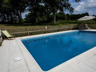 Les Trois Petites Maisons exclusive use of pool La Josselyn, La Amelia&La Grace