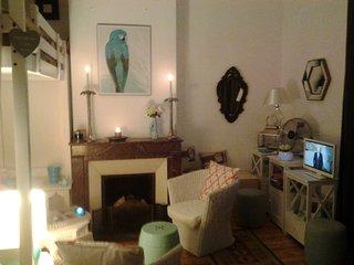 centre ville arcachon studio charme soleil calme ds villa classee tout a pieds !