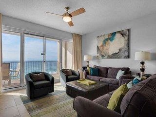 Tides At Tops'l 1002. Direct Ocean Front With Ocean View In Master Bedroom.  Rem