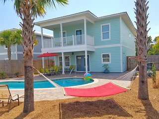 Brand New! (Ocean Kiss'd) 7b/6b.Free Golf Cart!, Destin