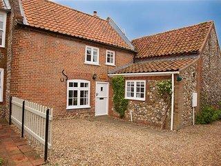 Sexton's Yard Cottage