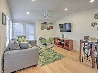 NEW! 1BR Austin Condo in Urban Gated Community!