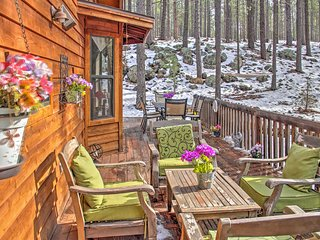 Secluded 3BR Mountain Cabin Near Flagstaff/Grand Canyon, Parks