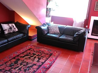 Charming Apartment in Villa
