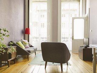 Ferreira Borges apartment, Oporto
