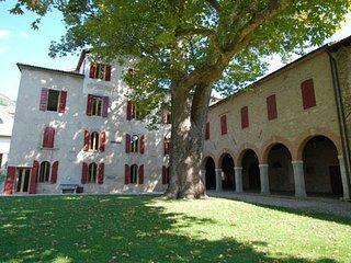 6 bedroom Villa in Cison Di Valmarino, Veneto, Italy : ref 1719448