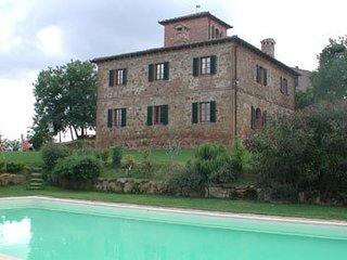 7 bedroom Villa in Montepulciano, Tuscany, Italy : ref 5476881