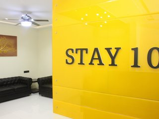 Stay10 service apartment hotel, Indore