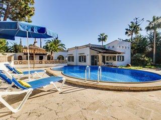 Casa c/ piscina a pasos de la playa! Ref. 175047
