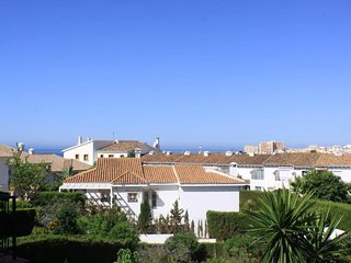 Villa Harju, Puebla Oliva Spanish style townhouse with sea view