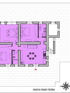 The floor plan....