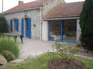 Maison de pays proximité de la mer, La Plaine-sur-Mer