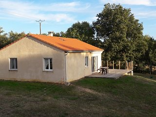 maison de campagne, Villefranche-de-Rouergue