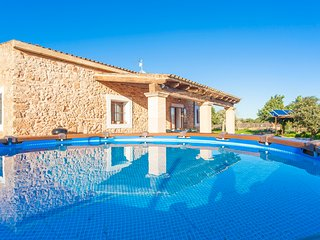 SON MATET - Villa for 6 people in Santa Eugenia