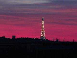 A/CAmazing View Must See Marais Bastille Apartment