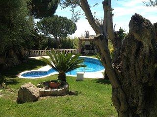 Villa for rent Costa Brava, Santa Cristina d'Aro