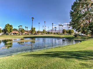 PAD23 - Rancho Las Palmas Vacation Rental - 2 BDRM Plus Den, 2 BA, Rancho Mirage