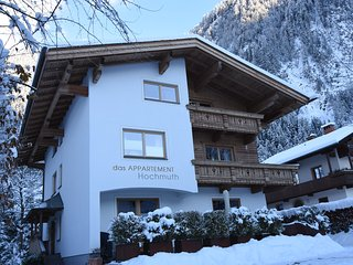 Alpen Appartements Mayrhofen - exclusiv living *2, 3 and 4 room apartements*