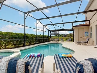 (4000 Sq Ft) 3 MASTERS, 3 LOUNGES, GAME ROOM STUNNING, SPACIOUS & SUN ALL DAY!