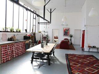 NYC- Style Loft with Duplex Apartments - Studio 4