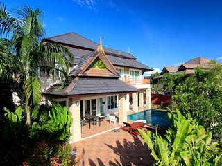Lake View 4-Bed Villa in Chalong