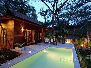 Stunning 1-Bed Thai-style Pool Villa