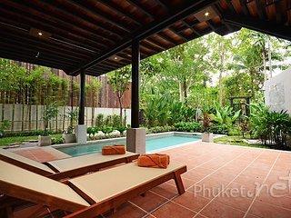 Thai-style 2-Bed Pool Villa in Nai Harn