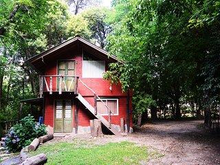 Casitas del Arroyo, cabana Sauce 1