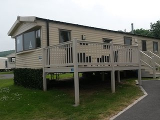 Willerby Salsa Echo. Classified as a Prestige van