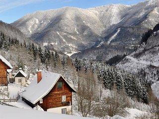 Romantische Berghütte Nat.Kalkalpen in OÖ, Grenze Steiermark bis 6 Pers., Weyer Markt