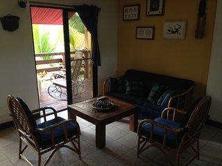 Apartamento con terraza / playa / WI-FI