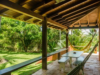 Sitio Piri, beautiful house in paradise