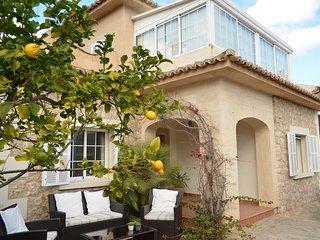 Casa soleada cerca de la playa ideal para familias