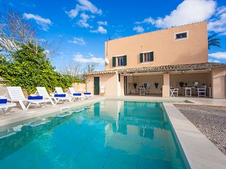 HORT DE SES BASSES - Villa for 8 people in Es Palmer, Ses Salines