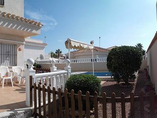 4 Bedroom Villa In Playa Flamenca Private Pool
