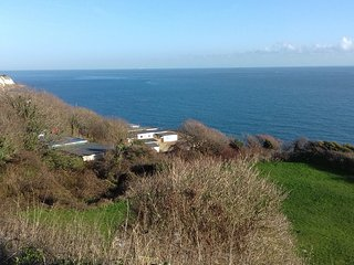 coastal 3 storey town house enjoying excellent English Channel views.