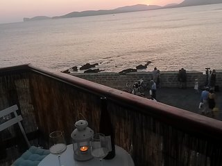 the best sea view in town