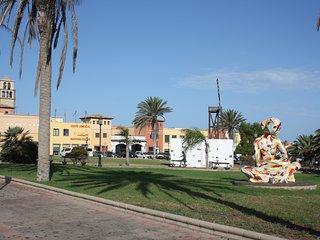 VILLA MARGA,  AT 100 METERS FAR CORRALEJO BEACHES, Corralejo