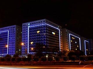 Sea Residences Condo fully furnished w/ balcony, Pasay