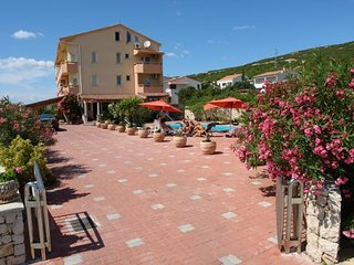 Apartments with swimming pool ,grill and only 300 m from beach