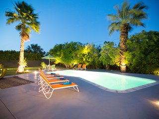 Poolside Bliss - a Palm Springs Favorite
