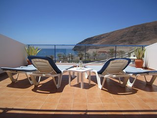 Relax and enjoy the sea views