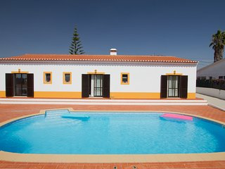 Sunshine House Western Algarve with pool- Natural park