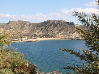 Playa de el Cura y Playa de Tauro