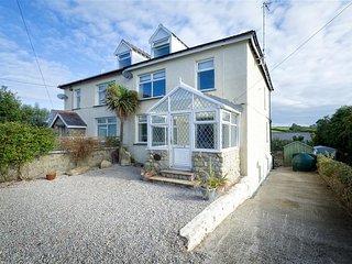Gwelfryn House & Garden Flat, Abersoch