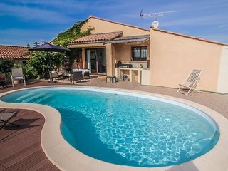 Holiday villa 7p; Margon Hérault Dpt, private pool