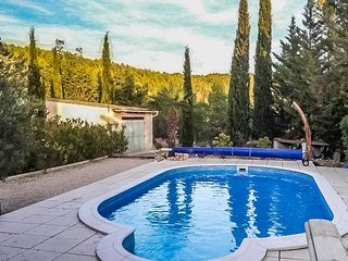 Villa 8p. Grambois Luberon, private pool