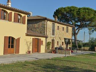 Villa Manciano, Castiglion Fiorentino