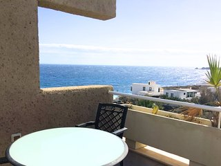 Marvellous view to the Ocean, wifi included, Porís de Abona